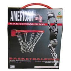 Spartan košarkarski obroč z vzmetjo 16 mm