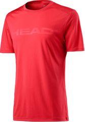 Head otroška športna majica Vision Corpo, rdeča