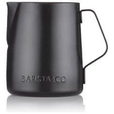 BARISTA&CO lončić za pjenjenje mlijeka Gunmetal, 350 ml