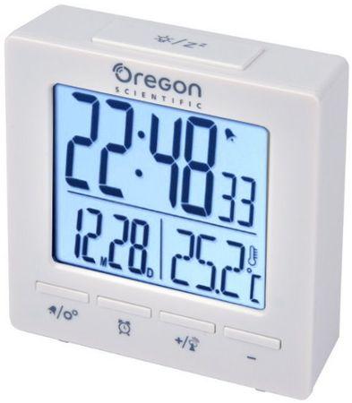 OREGON SCIENTIFIC budzik cyfrowy z termometrem RM511W
