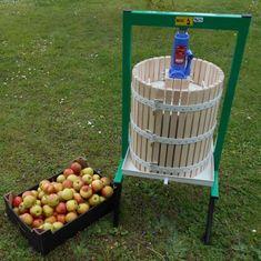 TIP prasa hydrauliczna do owoców 70l