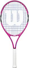 WILSON Burn Pink 25 Rkt Teniszütő, Rózsaszín