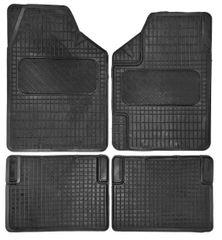 4Cars Rohož gumová UNI 1, 4 ks (91509)