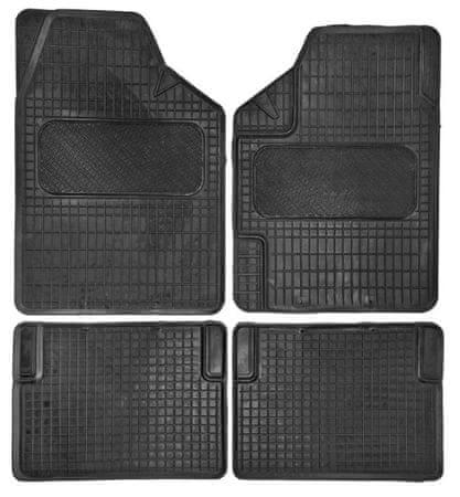 4Cars dywaniki samochodowe UNI 1 - 4 sztuki