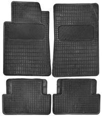 4Cars Gumi autó szőnyeg UNI 2 - 4db-os készlet