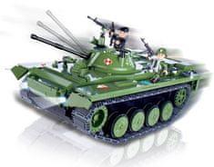 Cobi Czołg Elektroniczny PT-76 z bluetooth COBI-21906