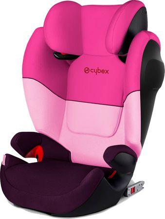 Cybex Solution M-Fix SL 2019 purple rain