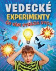 autor neuvedený: Vedecké experimenty čo vám vyrazia dych