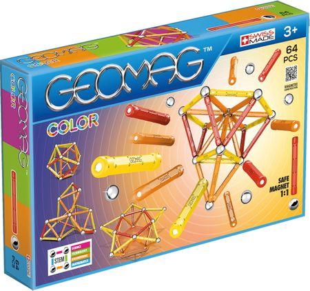 Geomag Color 64 darabos készlet