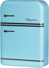 TimeLife škatlica za shranjevanje hladilnik 25 cm, modra