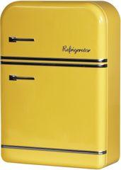 TimeLife škatlica za shranjevanje hladilnik 25 cm, rumena