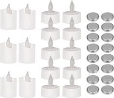 TimeLife LED gyertya készlet 16 db