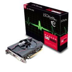 Sapphire grafična kartica PULSE Radeon RX 550 2GB GDDR5 (11268-03-20G)