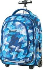 Target ruksak na kotačima Allover Ice 21427