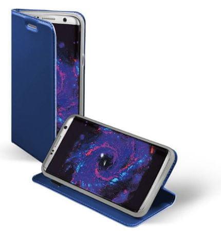 SBS preklopna torbica za Samsung Galaxy S8, modra