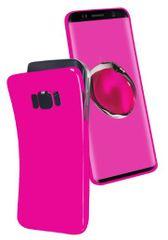 SBS silikonska maskica za Samsung Galaxy S8+, roza