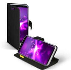 SBS magnetna preklopna torbica za Samsung Galaxy S8 Plus, crna