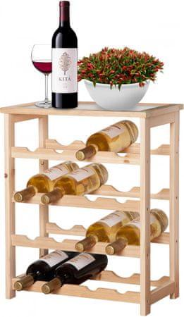 TimeLife stojalo za vino