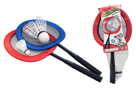 Unikatoy badminton set Sport, velik, 24972