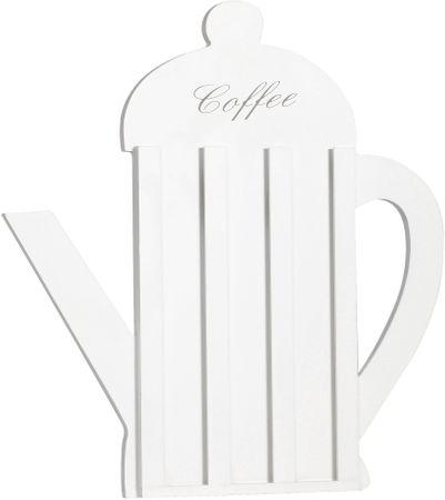 TimeLife Držiak na kávové kapsuly, drevo