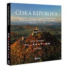Sváček Libor: Česká republika letecky - velká / vícejazyčná