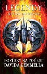 kolektiv autorů: Legendy - Povídky na počest Davida Gemmella