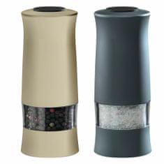 Kitchen Artist Sada elektrických mlynčekov na korenie MEN330GB