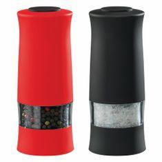 Kitchen Artist Sada elektrických mlynčekov na korenie MEN330RN