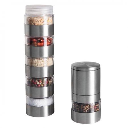 Kitchen Artist mlinček za začimbe 6v1 MEN243