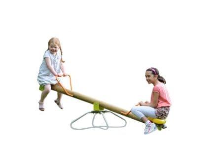 TRIGANO Huśtawka drewniana karuzela Rotary 360°