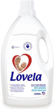 Lovela Gél fehér 3 l (32 mosáshoz)