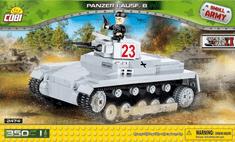 Cobi Tank Panzer I Ausf. B kocke za sestavljanje, 350 kosov
