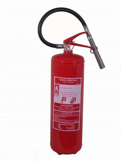 Hastex Penový hasiaci prístroj - VP 6 TNC - antikor