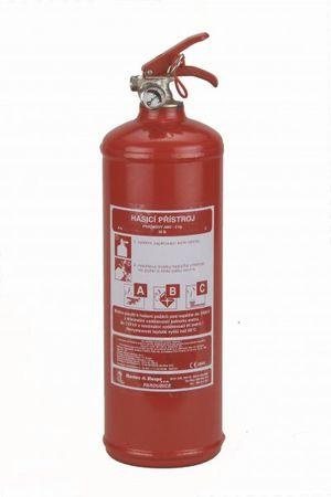 Hastex Práškový hasicí přístroj 2 kg - PR2e