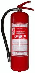 Hastex Hasiaci prístroj práškový 6 kg- P6Te