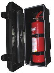 DAKEN Tűzoltó készülék műanyag burkolata KHP – T