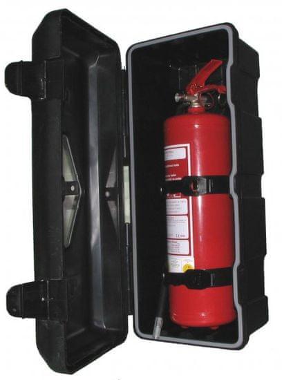 DAKEN Plastový kryt na hasiaci prístroj KHP - T
