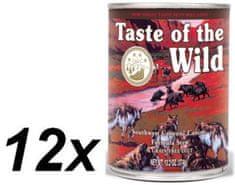 Taste of the Wild Southwest konzerva 12 x 390g