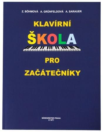 KN Klavírní škola pro začátečníky Škola hry na klavír
