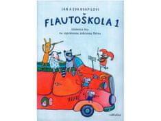 KN Flautoškola 1 - Učebnice hry na sopránovou zobcovou flétnu Škola hry na sopránovou zobcovou flétnu