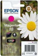 Epson tinta 18, magenta (C13T18034012)