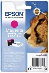 Epson kartuša T0713, magenta (C13T07134012)