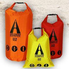 Advanced Elements komplet vreč Packlite Roll Top Dry Bag