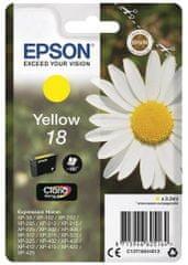 Epson kartuša 18, rumena (C13T18044012)