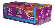Whiskas Masový výběr ve šťávě 48 pack