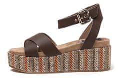 Wrangler dámske sandály Tempura Straw Cross