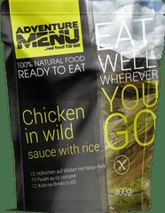 Adventure Menu Kuracie na divoko s rýžou