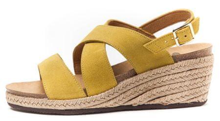 70b0738782fd Scholl ženske sandale Sotiria 36 žuta