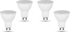 Retlux GU10 žiarovka 5W studená biela, 4 ks