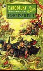 Pratchett Terry: Čarodějky na cestách - Úžasná Zeměplocha